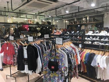 RINKANやカインドオルなど新宿駅東口の古着屋の品揃えと価格を ...