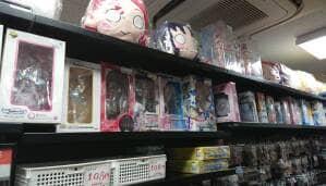 ブックオフ 新宿西口店 フィギュア 02