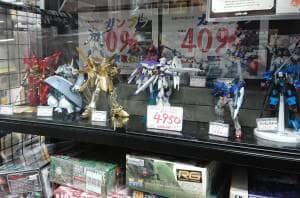 ブックオフ 新宿西口店 ロボット 02