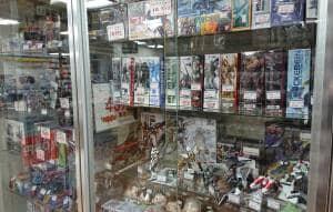 ブックオフ 新宿西口店 ロボット 08