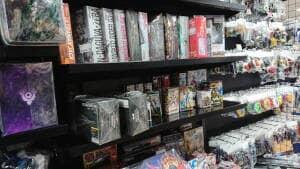ブックオフ 新宿西口店 SF・特撮 02