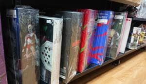ブックオフ 新宿西口店 SF・特撮 04