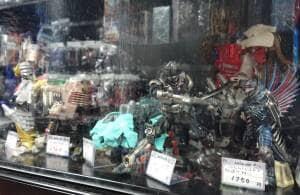 ブックオフ 新宿西口店 SF・特撮 05