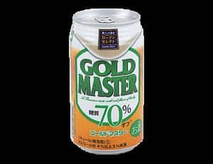 ゴールドマスター 糖質70%オフ