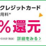 LINEモバイル Visa LINE Payカード キャンペーン