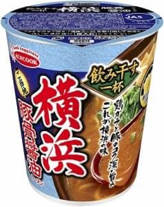 飲み干す一杯 横浜豚骨醤油ラーメン