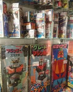 まんだらけ 渋谷店 ロボット 07