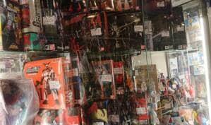 まんだらけ 渋谷店 ロボット 09