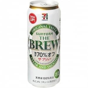 ザ・ブリュー 糖質70%オフ