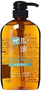 TKコーポレーション(熊野油脂) 馬油 ボディソープ